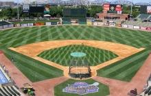 Slugger Field - Louisville, KY; Kentucky Bluegrass