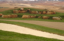 Olde Stone Golf Course Sod Installation - Bowling Green, KY; Kentucky Bluegrass