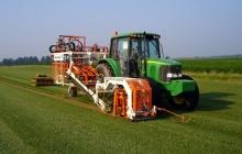 HarveStack Sod Harvester