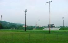 Soccer Field; Quickstand Bermuda